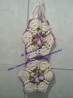Foto 1 - MINHAS ARTES - croche