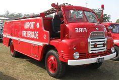 Bedford Fire truck by RedtailFox.deviantart.com on @deviantART
