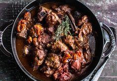 Maukas lammaspata Easter Recipes, Lamb, Beef, Foods, Meat, Food Food, Food Items, Steak, Baby Sheep