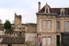 You will not regret spending a day in Saint Emilion. It's probably the most charming village you will get to see! Plus it is a UNESCO World heritage site. St Emilion, France Travel, World Heritage Sites, Bordeaux, Medieval, Saints, Around The Worlds, Landscape, House Styles