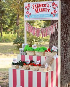 Farmer's Market Collection by Lulu's on Etsy