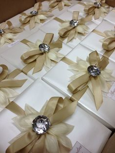 Bomboniere for a baptism ready to go ! Special Day, Favors, Gift Wrapping, Events, Gifts, Decor, Souvenirs, Gift Wrapping Paper, Presents