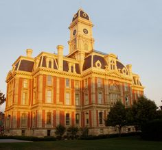Noblesville, IN courthouse