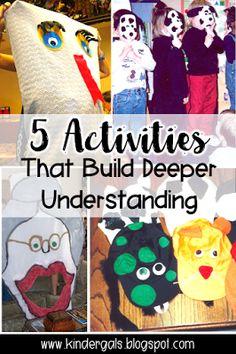 Planning Activities For Deeper Understanding for Kindergarten Animal Activities, Hands On Activities, Literacy Activities, Math Workshop, Readers Workshop, Kindergarten Classroom, Classroom Ideas, Nursery Rhymes Songs, Second Grade Teacher