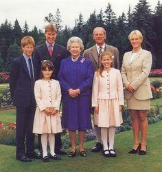 Queen Elizabeth Ii Grandchildren
