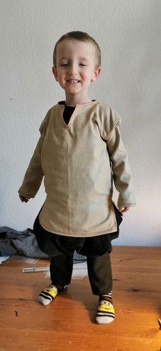 Der kleine Wikinger Tunika und Rushose Hipster, Feelings, Sewing, Happy, Style, Fashion, Viking Tunic, Swag, Moda