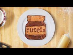 Nutella réveille la Chandeleur – Pot Nutella