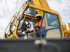 Unemployment Dips To Percent As Economy Adds Jobs Truck Mounted Crane, Welding Training, Training School, Dump Truck, Outdoor Gear, Folk, Trucks, Ads, Vehicles