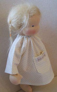 Tiny Dolls, New Dolls, Soft Dolls, Cute Dolls, Waldorf Toys, Sewing Dolls, Child Doll, Fabric Dolls, Doll Face
