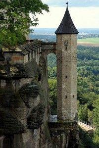Konigstein Fortress , Germany