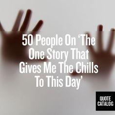50 CREEPY stories