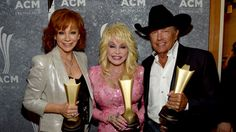 Academy of Country Music Honors George Strait, Reba McEntire, Dolly Parton, Nashville