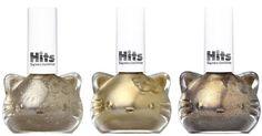 A nova coleção de esmaltes da Hello Kitty para HITS