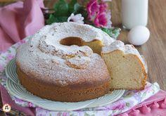 CIAMBELLA SEMPLICE- torta classica senza uova e latte - Anche Bimby Pasta Maker, Allrecipes, Sweets, Cake, Desserts, Dolce, Food Cakes, Tailgate Desserts, Deserts
