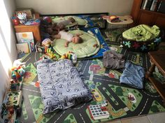 Le coin jeux pour les petits loups - Le blog d'Emma Assistante Maternelle