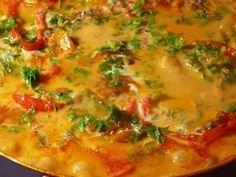 Imagem da receita Filé de peixe ao leite de coco