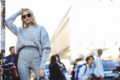"The Best ""What IS She Wearing?"" Looks From Paris #refinery29  http://www.refinery29.com/2015/10/95202/paris-fashion-week-spring-2016-street-style-pictures#slide-68  Long live the groutfit...."