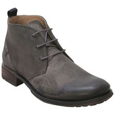 Buy Grey Tan Black Walker & Whyte Men's Evan Casual Boot shoes