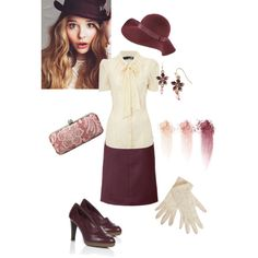 """Ladylike"" by kaseyofthefields on Polyvore"