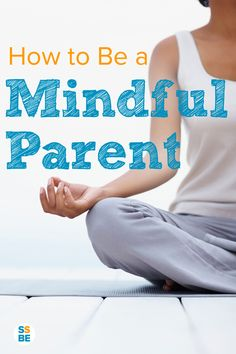 Incorporate meditation and being in the moment with mindful parenting. Learn to stop getting angry and pause before reacting with these mindfulness tips. Perfect for any mom!