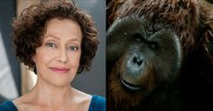 Meet Karin Konoval: the Actor Behind Planet of the Apes' 'Maurice' - Unbound Worlds