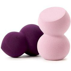 Forever21 Makeup Sponge Set ($6.90) ❤ liked on Polyvore featuring beauty products, makeup, makeup tools, forever 21 makeup, forever 21 cosmetics and forever 21
