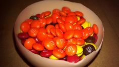 M&M's Edible Candy Dish