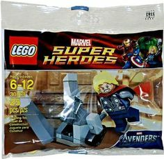 Lego Super Heroes Thor and the Cosmic cube 30163 by LEGO. $14.88. Lego Super Heroes Thor and the Cosmic cube 30163. Lego Super Heroes Thor and the Cosmic cube 30163