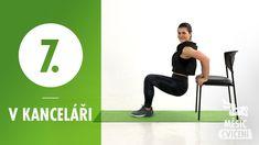 DEN #7: Cvičení v kanceláři | Měsíc cvičení s EasySandwich