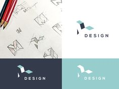 Dribbble - M Design by duk
