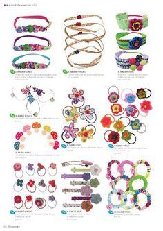 crochet flower- hairband. oh yes!