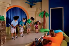 The Ritz-Carlton, Palm Beach presents Sand Castle Theater for kids' movies or performances!