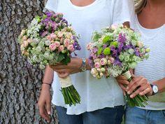 Flores de pitimini II #boda #ramos