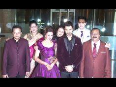 Divyanka Tripathi & Vivek Dahiya's from their grand wedding reception in Mumbai.