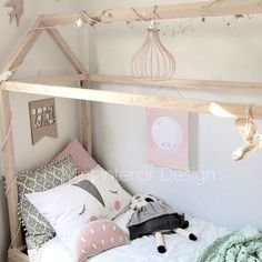 Mint Interior Design / 10 house shaped beds