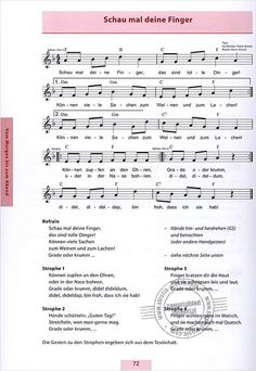 Buy Liederlok by Karin Schuh free delivery in the Stretta Noten Shop (within . - Kita: TEXTE various - Shoe Kindergarten Portfolio, First Grade, Cool Kids, Sheet Music, Preschool, Love You, Songs, Teaching, How To Plan