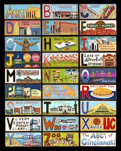Cincinnati - The ABC's of Cincinnati