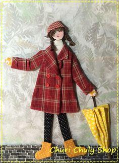 By Churi Chuly Shop Hand Applique, Applique Fabric, Applique Patterns, Applique Designs, Embroidery Applique, Fabric Dolls, Fabric Art, Fabric Crafts, Sewing Art