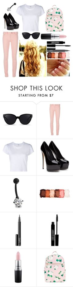 """""""Bailey: August 26, 2016"""" by disneyfreaks39 ❤ liked on Polyvore featuring 3.1 Phillip Lim, Balenciaga, RE/DONE, Bling Jewelry, NYX, NARS Cosmetics, Lord & Berry and MAC Cosmetics"""