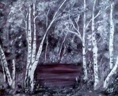 Gorgeous: Gothic Pool by angelasowdon on Etsy, Sell On Etsy, Art Work, Natural Beauty, Theatre, Gothic, My Arts, Nature, Outdoor, Artwork