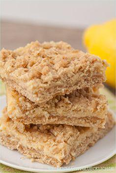 Backen macht glücklich | Zitronenkuchen vom Blech: Einfach, aber außergewöhnlich | http://www.backenmachtgluecklich.de