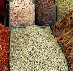 Indeling kruiden in ayurveda