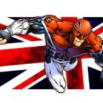 Brian Braddock: Captain Britain