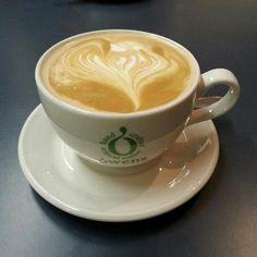 a nice cup of cofee