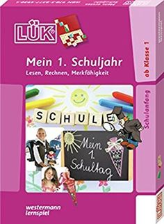 LÜK-Sets: LÜK-Set: Mein erstes Schuljahr