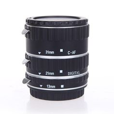 >> Click to Buy << HOT TTL Auto Focus Micro Extension Tube Ring for EF EF-S Canon lenses #Affiliate