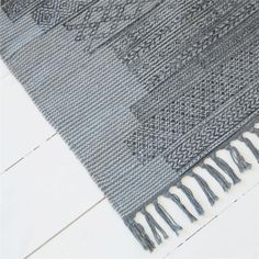 House Doctor Gulvteppe Karma grå, 160x230cm (151-Ad0344-160x230)