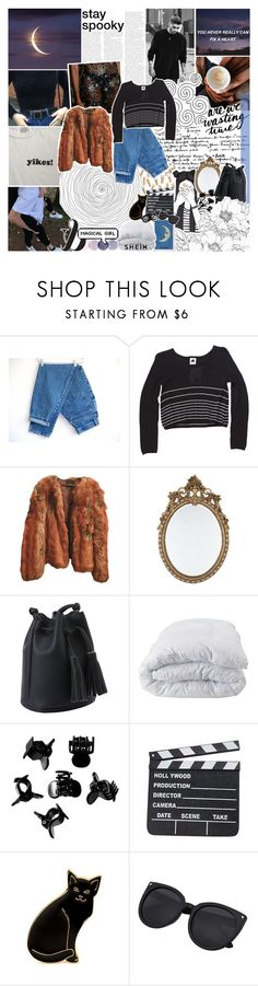 """""""you didn't even call to wish me sweet dreams"""" by same-sunset ❤ liked on Polyvore featuring Gap, ASOS, Soft-Tex, H&M, Calourette and brookie700"""