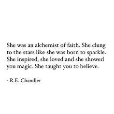 Alchemist of faith