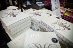 12/12/12 Christmas Author Evening - Signed copies of 'Polpo'